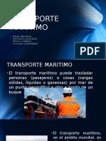 TRANSPORTE-MARITIMO