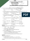 Serie d'Exercices - Math - Complexes - Bac Math (2009-2010)