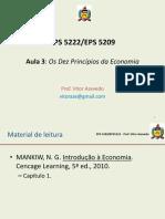ECOI - Aula 3 (Principios Da Economia)