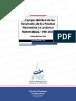 Colección Cuadernos de Investigación No. 10 INEE
