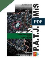 PATJ Timis Volumul II Cadrul Natural Mediu Zone de Risc
