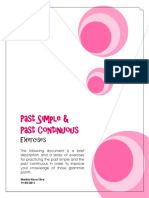 past simple and conti.pdf