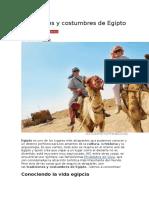 Tradiciones y costumbres de Egipto.docx