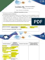 Guía de Actividades y Rúbrica de Evaluacion -Paso 1 - Reconocer La Problemática. Esta Si Es