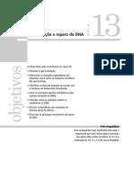 Mutação e Reparo do DNA - Aula_13