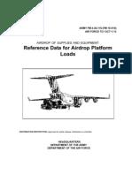 FM 4-20.116 (FM 10-516)to 13C7!1!13 - Reference Data for Airdrop Plataform Loads