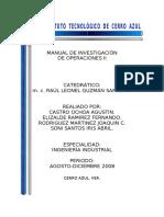 Teoria Investigacion de Operaciones 2 (completa).pdf