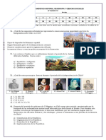 Diagnóstico Sexto Historia