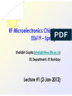 EE619 Lecture01 Overview