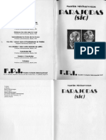 Micharvegas, Martin - Paradojas (Sic)