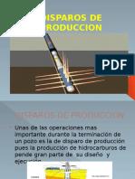 Disparos de Produccion