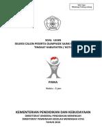 Soal dan Kunci Jawaban OSK Fisika 2016.pdf