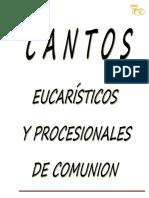 80747860 Cantos Eucaristicos Con Acordes