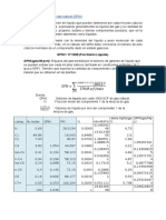 Contenido Líquido de Un Gas Natural (GPM)