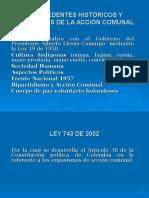 Antecedentes Historicos y Normativos Jac