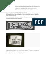 certificacion cascos