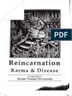 Reincarnation,Karma & Disease Book 1986 Energy Medicine Seminar Val Morin,Canada