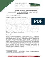 Diseño y Aplicacion de Una Unidad Didactica Entorno Escolar - Forero Upn 2016