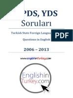 333330261 KPDS YDS Englishinturkey Com