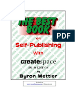 Chapter4 Self-Publishing with CreateSpace