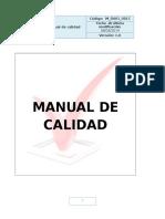 Manual de Calidad 6101 (1)