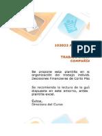 administracion financiera AQD