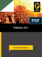 Productos de Publicar Publicidad Multimedia