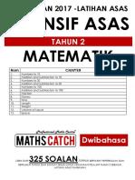 [PERCUMA] Modul Latihan Asas Persediaan Maths Tahun 2