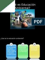 Objetivos, Estrategias Educación Ambiental