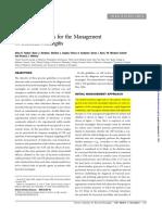 Meningitis Bacteriana IDSA
