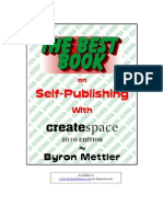 Chapter3 Self Publishing with CreateSpace