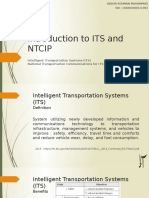 Intelligent Transportation Systems and NTCIP