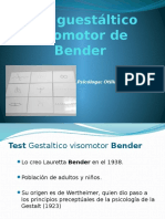 Adminstración Bender