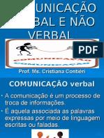O Papel Do Enfermeiro Na Comunicação - Comunicação Verbal e Não Verbal
