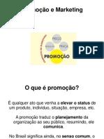 Promoção de Marketing