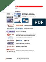 Lista de Precios Proelectrico Marzo 2012
