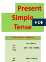 4849 the Present Simple