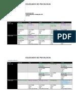 Horario20171-Final Com Alterações de 07-02-2017
