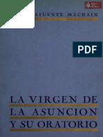 La Virgen de la Asunción y su Oratorio de R. de LaFuente Machaín