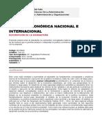 34. 801082m Politica Economica Nacional e Internacional