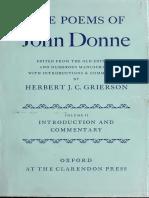 Grierson Donne