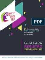 Convocatoria Prepaenlineasep 2017 1 Guiaderegistro