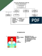 Struktur Organisasi Mcb on Rayon Kedungwuni