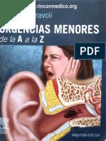 Urgencias Menores a z Rinconmedico.net
