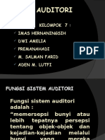 Sistem Auditori