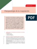 Fisiopatologia de La Coagulación