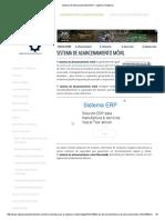 Sistema de Almacenamiento Móvil - Ingeniería Industrial