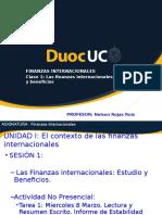CLASE 01 Finanzas Internacionales 2017-1