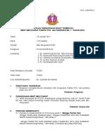 Minit Mesyuarat Psv Kali 1 2017