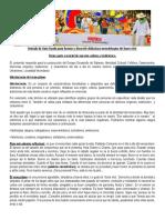 Artículo de Auto Ayuda para ilustrar  didácticas metodologías del buen vivir como parte esencial de nuestra cultura y tradiciones.docx